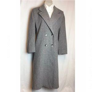 Ms. Freddi Vintage Wool Coat